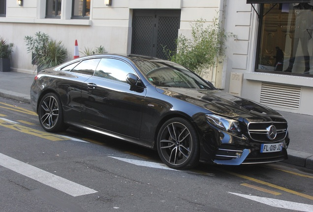Mercedes-AMG E 53 Coupe 2019