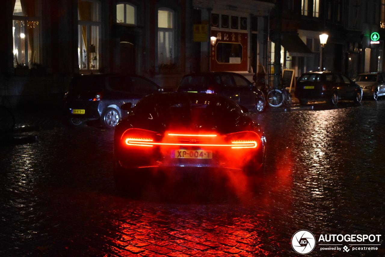 Bugatti Chiron mag weer in zijn eigen jasje buiten spelen