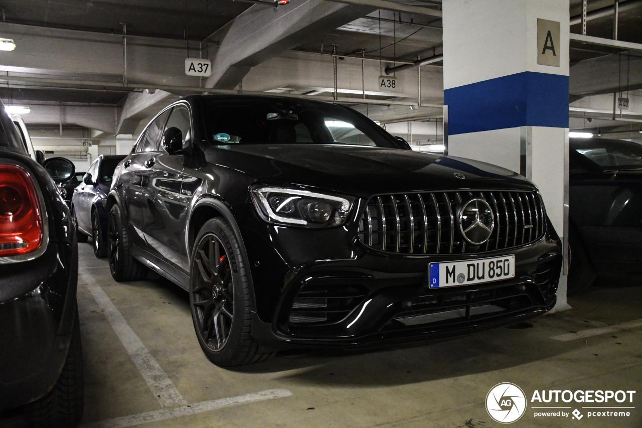 Mercedes-AMG GLC 63 blijft een foute bak