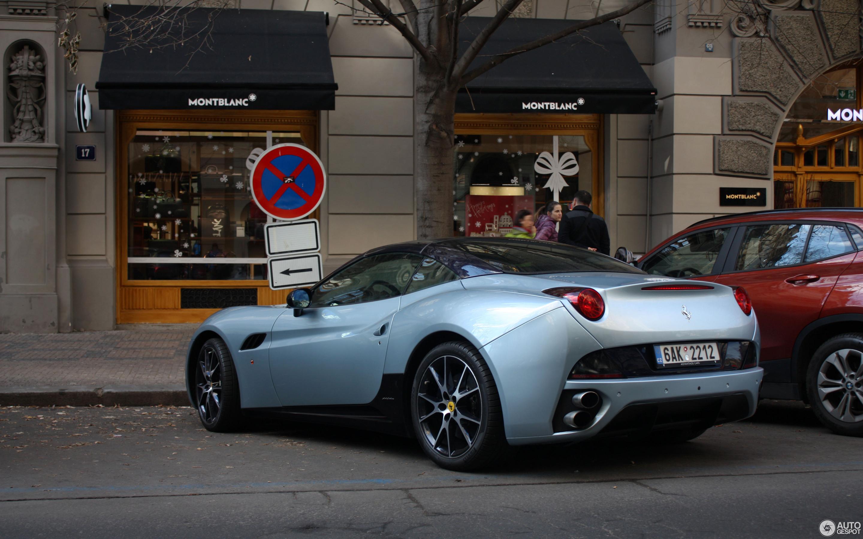 Ferrari California Bi-Colore Special Edition - 30 November ...