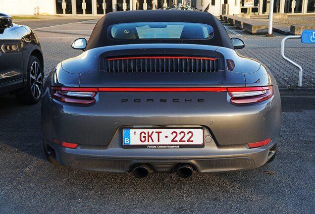 Porsche 991 Carrera 4 GTS Cabriolet MkII