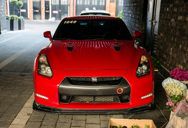 Nissan GT-R KR650