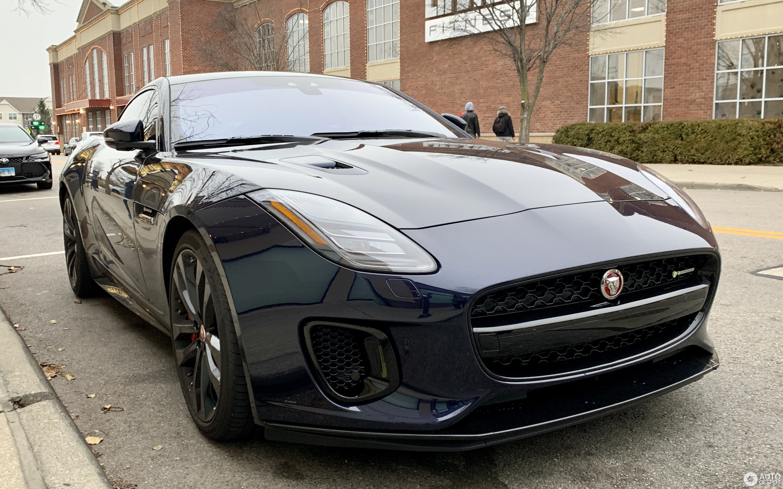 Jaguar F-TYPE 380 Sport AWD Coupé
