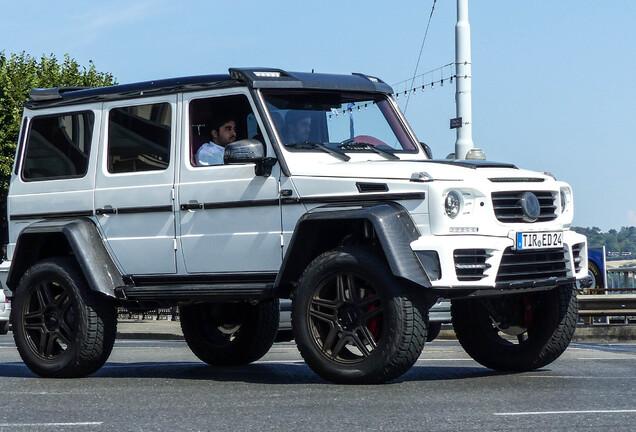 Mercedes-Benz Mansory Gronos G 500 4X4²