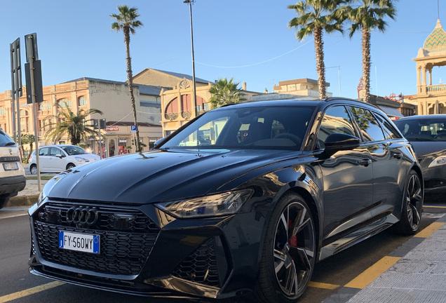 AudiRS6 Avant C8