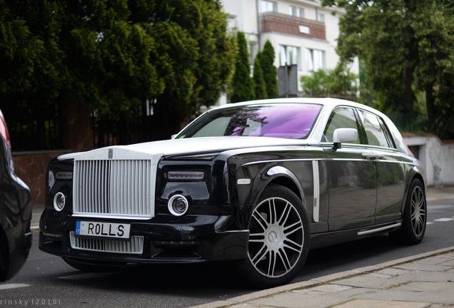 Rolls-RoycePhantom Mansory Conquistador