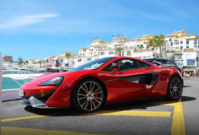 McLaren570S Spider