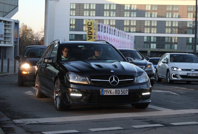 Mercedes-Benz C 63 AMG Estate Edition 507