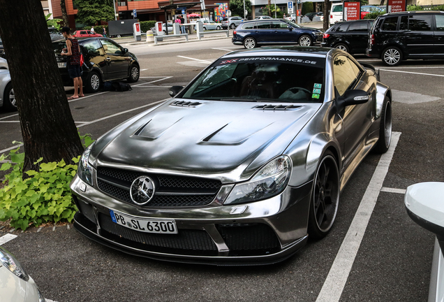Mercedes-Benz SL 55 AMG R230 xXx Performance
