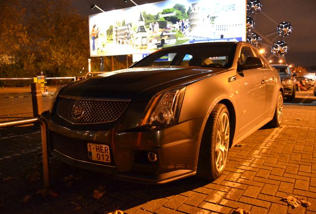 Cadillac CTS-V MkII