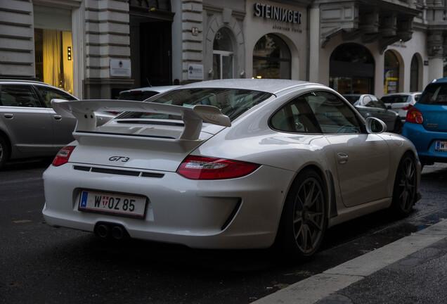 Porsche997 GT3 MkII