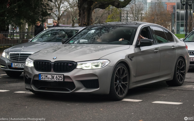 Bmw M5 F90 Competition 7 December 2019 Autogespot