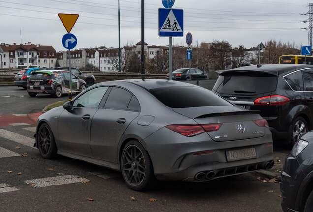 Mercedes-AMGCLA 45 S C118