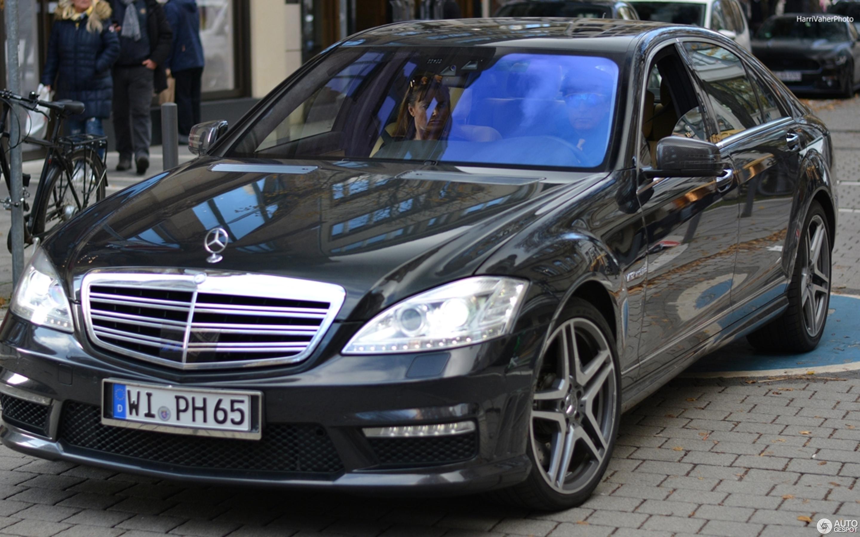 Mercedes-Benz S 65 AMG V221 2010