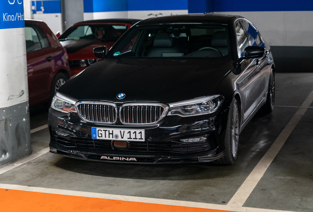 Alpina D5 S Biturbo 2017