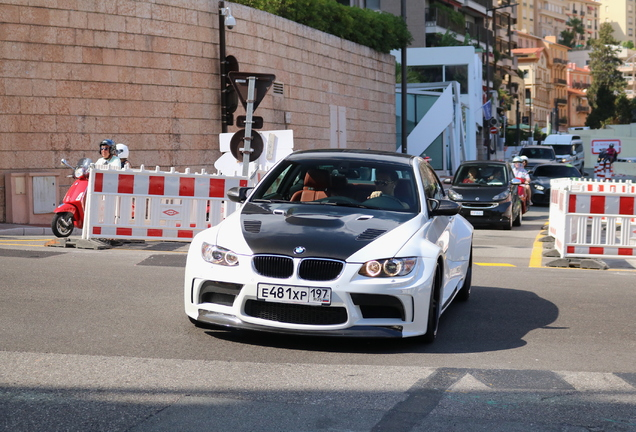 BMW M3 E92 Coupé Vorsteiner GTRS5 Widebody Edo Competition