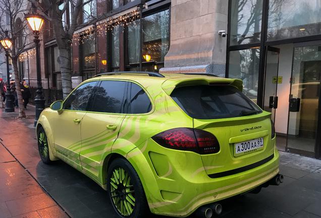 Porsche TopCar Vantage 2 Project Lemon