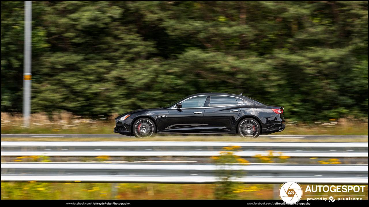 Maserati Quattroporte Diesel GranLusso - 11 December 2019 ...