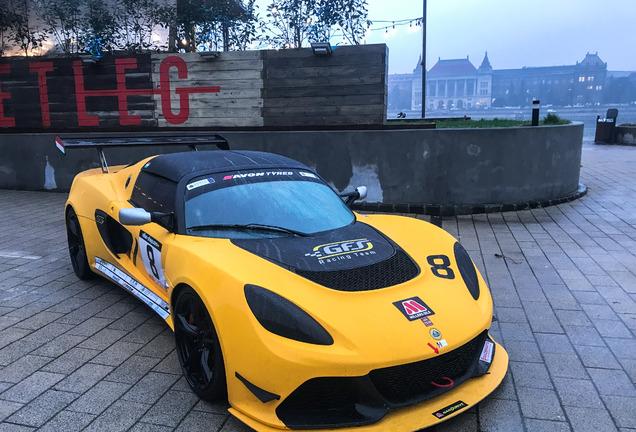 LotusExige V6 Cup R