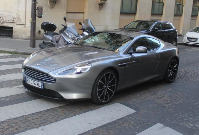 Aston Martin DB9 GT 2016