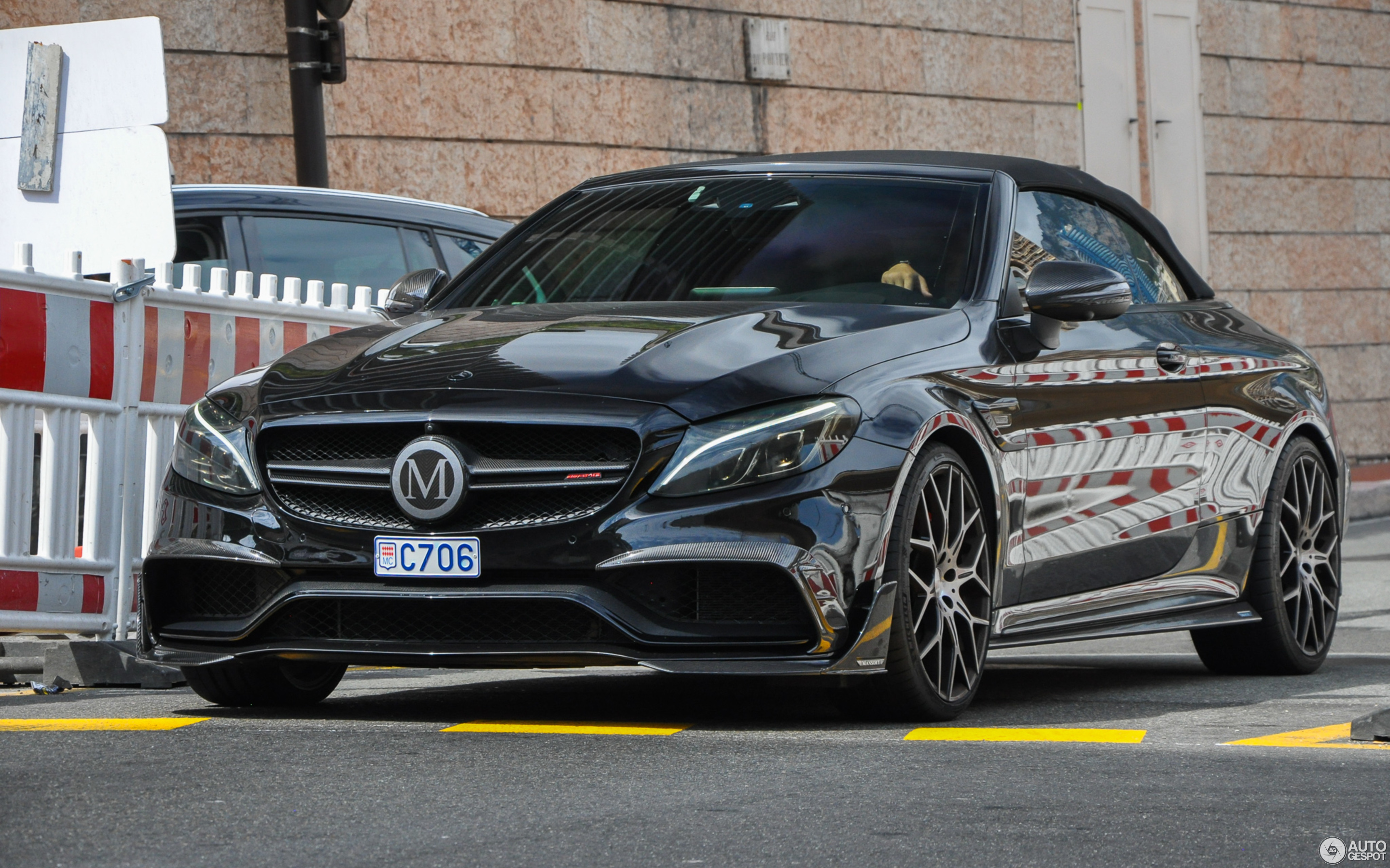 Mercedes-AMG Mansory C 63 S Convertible A205