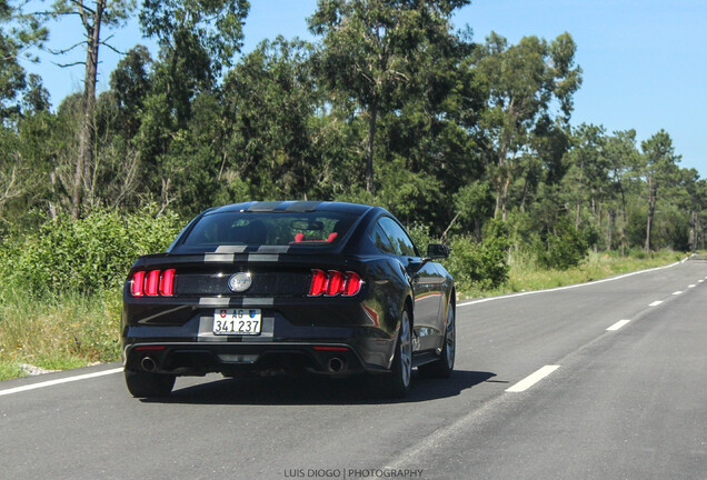 Ford Mustang GT 50th Anniversary Edition