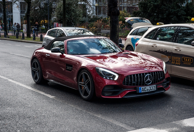 Mercedes-AMG GT S Roadster R190