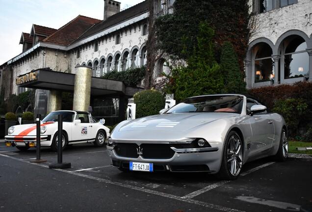 Touring SuperleggeraSciàdipersia Cabriolet