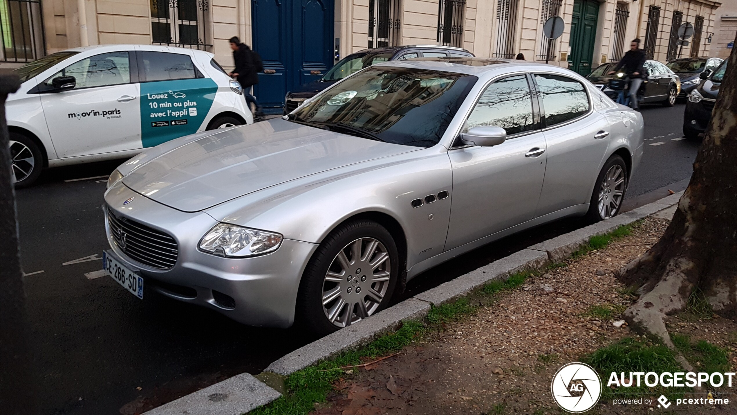 Maserati Quattroporte - 16 December 2019 - Autogespot