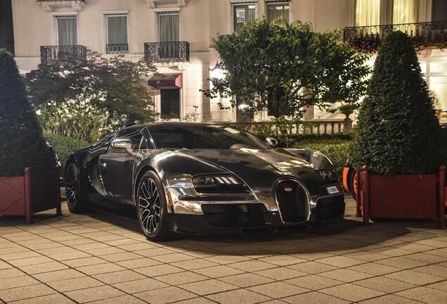 Bugatti Veyron 16.4 Grand Sport Vitesse Ettore Bugatti