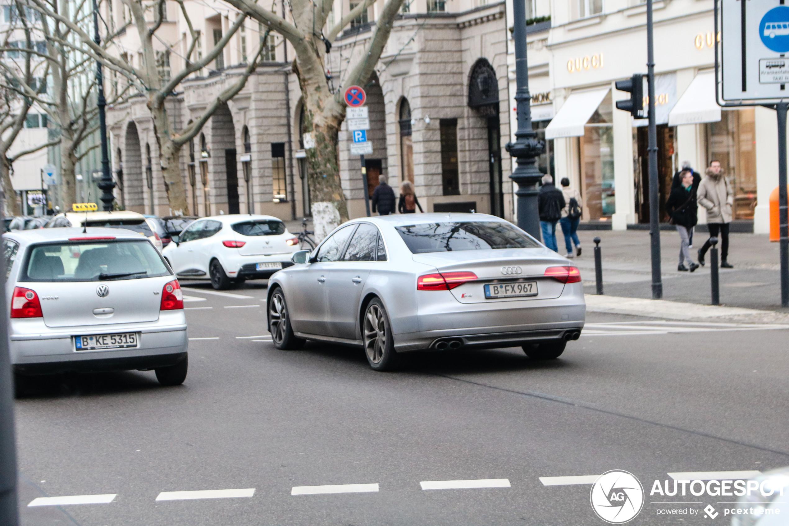Audi S8 D4 2014 - 22 december 2019 - Autogespot
