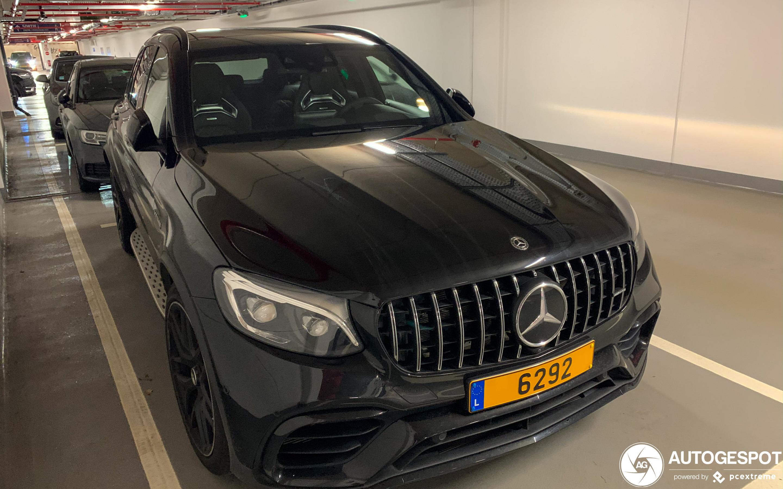 Mercedes-AMG GLC 63 S X253 2018 Edition 1