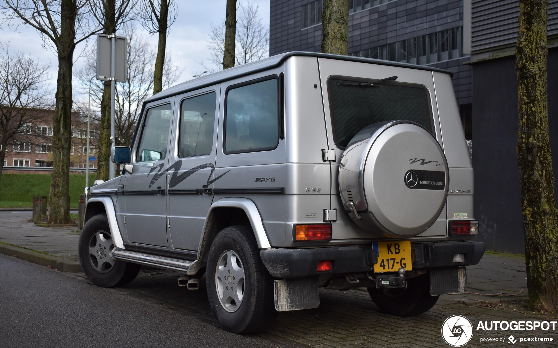 Mercedes-Benz G 36 AMG