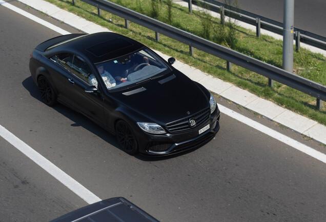 Mercedes-Benz Brabus CL B63 S