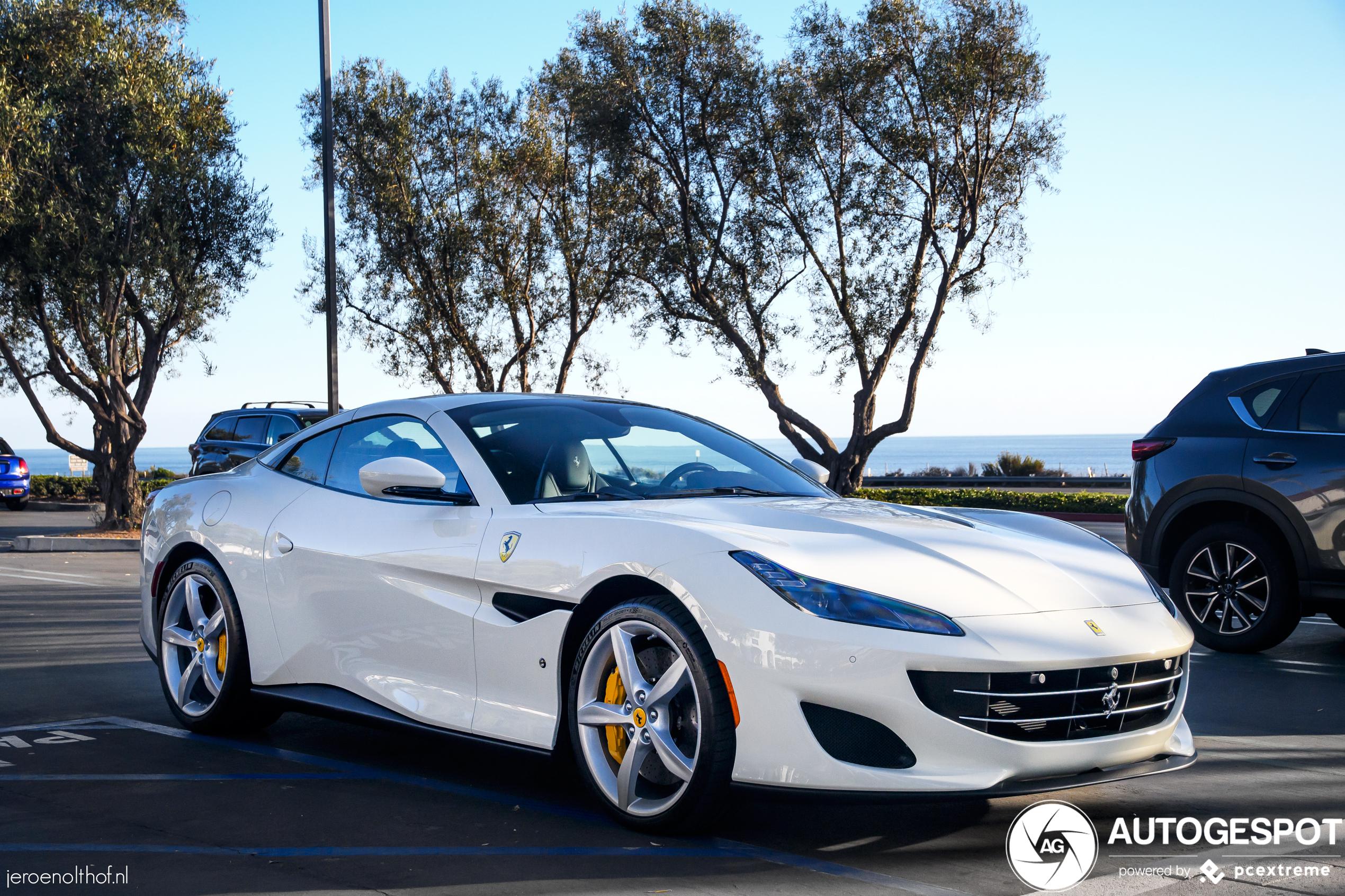 Ferrari Portofino 26 Dezember 2019 Autogespot