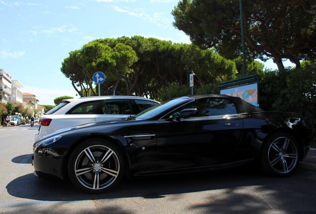 Aston Martin V8 Vantage N400 Roadster