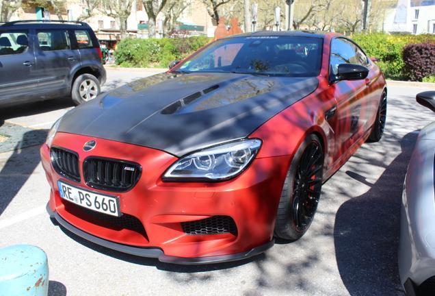 BMW Hamann M6 F13 2015