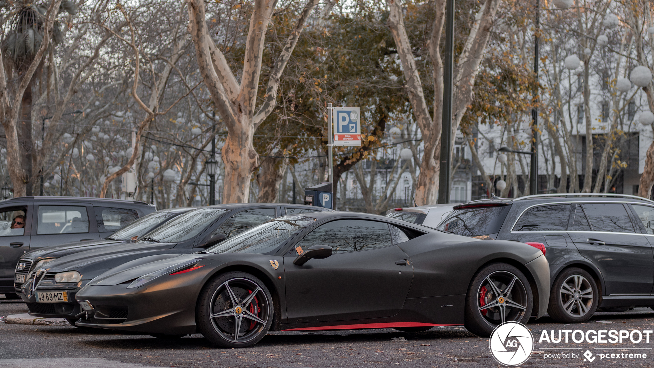 Ferrari 458 Italia 28 December 2019 Autogespot