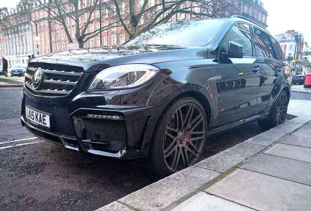 Mercedes-Benz Brabus ML B63-700 Widestar