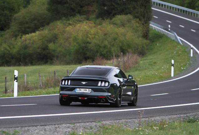 Ford Mustang GT 2015