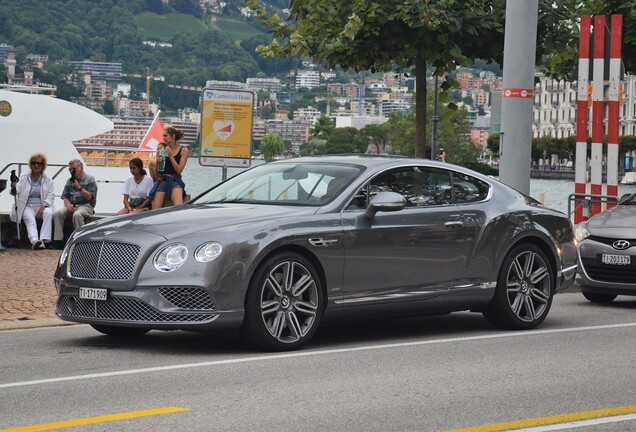 Bentley Continental GT 2016