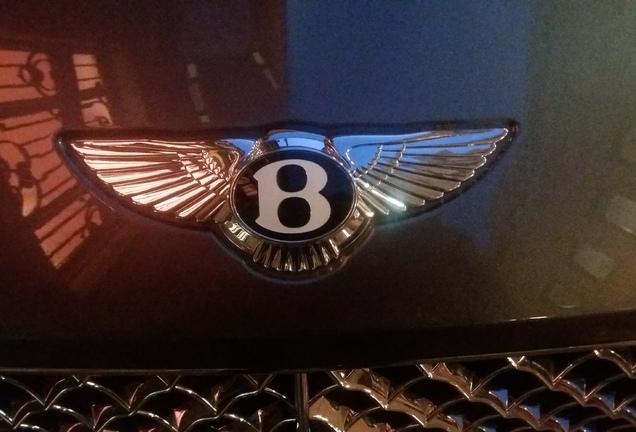 Bentley Continental GT 2018
