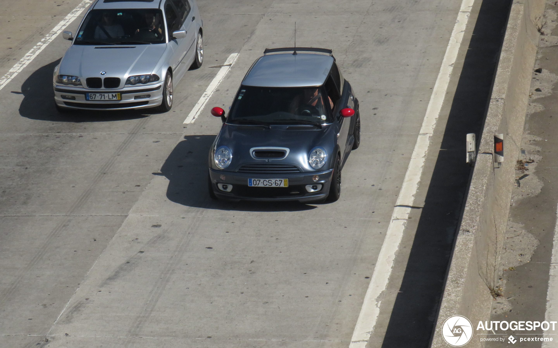 Mini R53 Cooper S Works GP