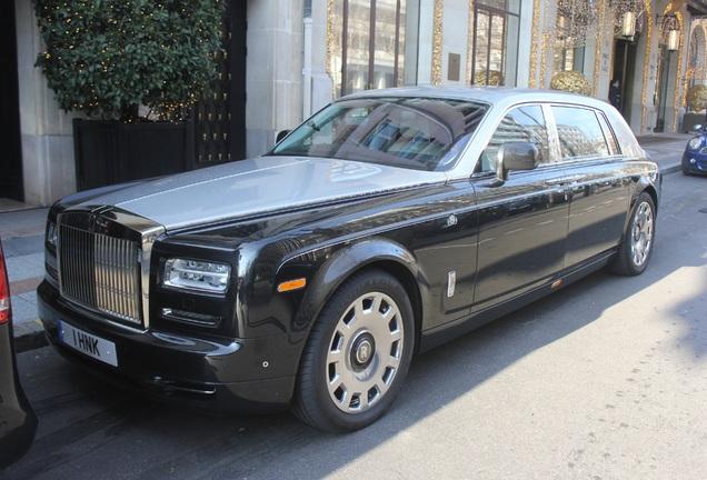 Rolls-Royce Phantom EWB Series II Zahra